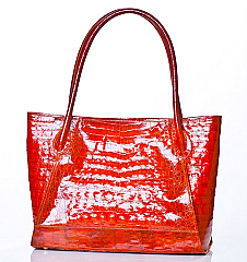 Angelo Cuore Alligator Alexia bag