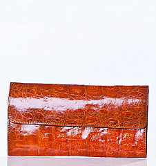 Angelo Cuore Alligator Wallet
