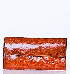 Angelo Cuore Alligator Wallet
